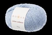 Rowan Cotton Cashmere DK Knitting Yarn, 50g Donuts | Various Shades  - 221 Morning Sky