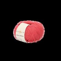 Rowan Cotton Cashmere DK Knitting Yarn, 50g Donuts   Various Shades  - 227 Tulip