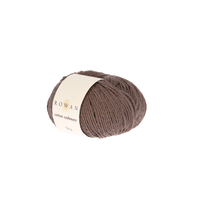 Rowan Cotton Cashmere DK Knitting Yarn, 50g Donuts | Various Shades  - 228 Mocca