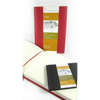 Hahnemuhle D&S Sketchbook 140gsm | Various Sizes/Colours