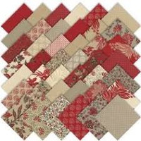 French General Favourites | French General | Moda Fabrics | Layer Cake - Fabrics in the range