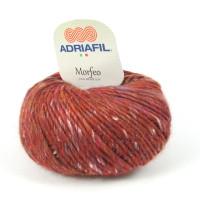 Adriafil Morfeo Aran / Chunky Knitting Yarn, 50g Balls | Various Shades - shade 21 Red Jasper