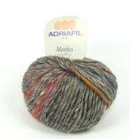 Adriafil Morfeo Aran / Chunky Knitting Yarn, 50g Balls | Various Shades - shade 22 Heulandite