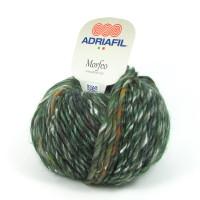 Adriafil Morfeo Aran / Chunky Knitting Yarn, 50g Balls | Various Shades - shade 24 Serpentine