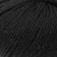 Adriafil Camelpiu Merino and Camel mix Dk - various shades - 17 Black