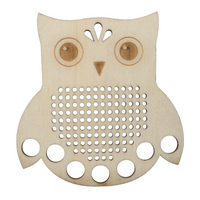 Trimits Embroidery Floss Holder - Owl
