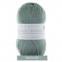 WYS Illustrious DK Knitting Yarn, 100g Balls | 303 Sea Glass
