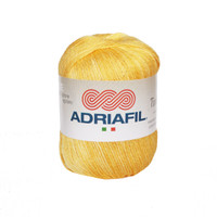 Tintarella Dk Cotton yarn 50g balls   various shades   Adriafil - 66 Daffodils