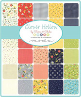 Clover Hollow | Sherri & Chelsi | Moda Fabrics | Layer Cake - Swatches