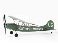 The Vintage Model Co. | Flying Model Kit | Cessna Bird Dog | Final Result