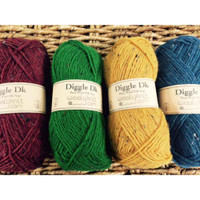 Woolyknit Diggle DK   Various Colours - Main Image