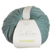 Sublime Phoebe Chunky Knitting Yarn | 536 Deco