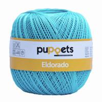 Anchor Puppets Eldorado 50g Crochet Yarn 10 Tkt  | Turquoise