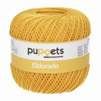 Anchor Puppets Eldorado 50g Crochet Yarn 10 Tkt  | 7524 Gold