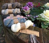 Erika Knight Wool Local 4 Ply 100% British Wool, 100g Hanks   Various Shades - Main2