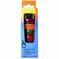 Pony Wooden French Knitter Bobbin (Randomly Coloured) -  in the box