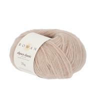 Rowan Alpaca Classic Dk Yarn, 25g Balls | 116 Soft Satin