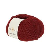 Rowan Alpaca Classic Dk Yarn, 25g Balls | 121 Dahlia