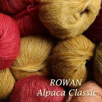 Rowan Alpaca Classic Dk Yarn, 25g Balls | Various Shades  - Main