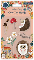Craft Consortium | Over the Hedge | Harry the Hedgehog Stamp Set
