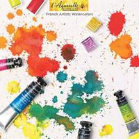 Sennelier l'Aquarelle Watercolour 10ml Tubes | Various Colours