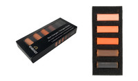 Rembrandt Soft Half Pastels Set of 5 - Rich Oranges