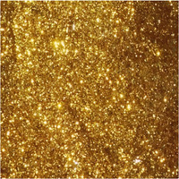 Creativ Company | Deco | Glitter and Sequins | Gold | 6 x 5g