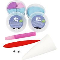 Silk Clay | Shaun the Sheep Farmageddon Modelling Kit | LU-LA | Contents
