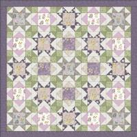 Botanic Garden | Lewis and Irene - Free Quilt Pattern