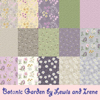 Botanic Garden | Lewis and Irene - Collection