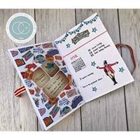 Circus | Clare Therese Gray | Craft Consortium | Washi Tape - Sample 2