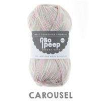 WYS Bo Peep Luxury Baby 4 ply Knitting Yarn, 50g | 836 Carousel
