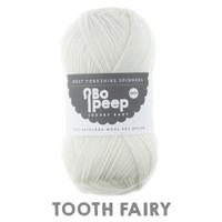 WYS Bo Peep Luxury Baby 4 ply Knitting Yarn, 50g | 011 Tooth Fairy