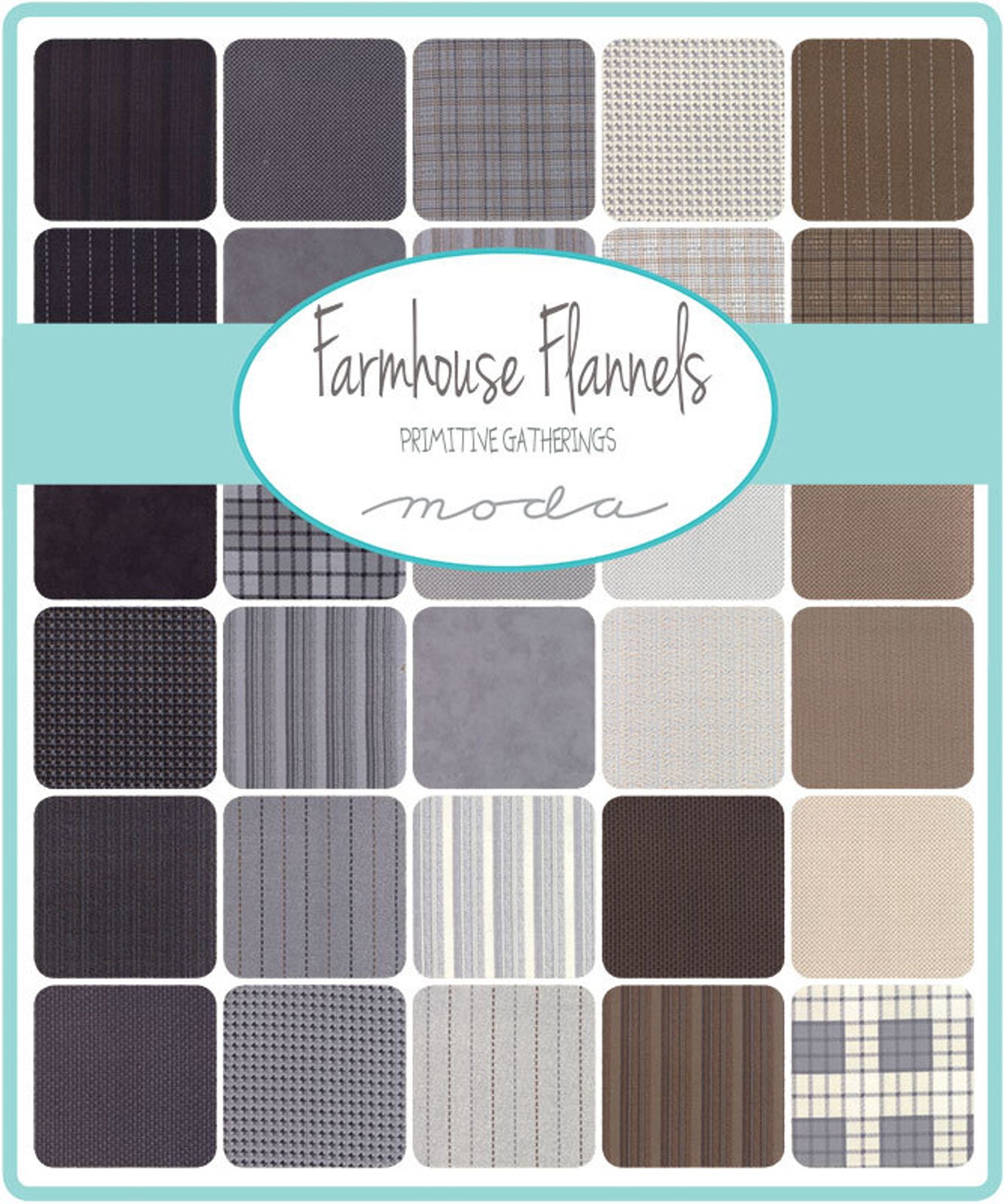 Farmhouse Flannels | Primitive Gatherings