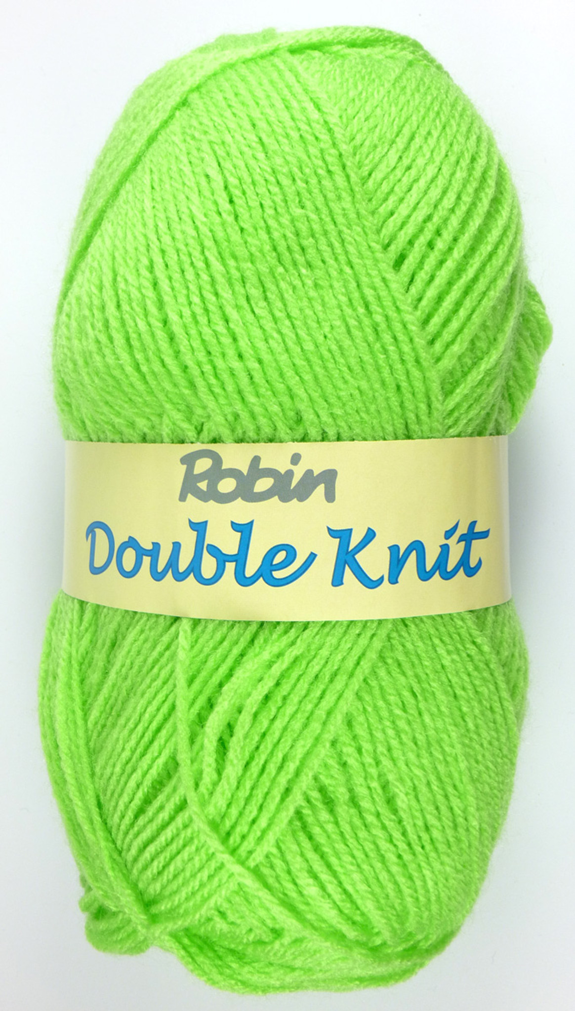 ROBIN DOUBLE KNIT WHITE WOOL X 4 NEW