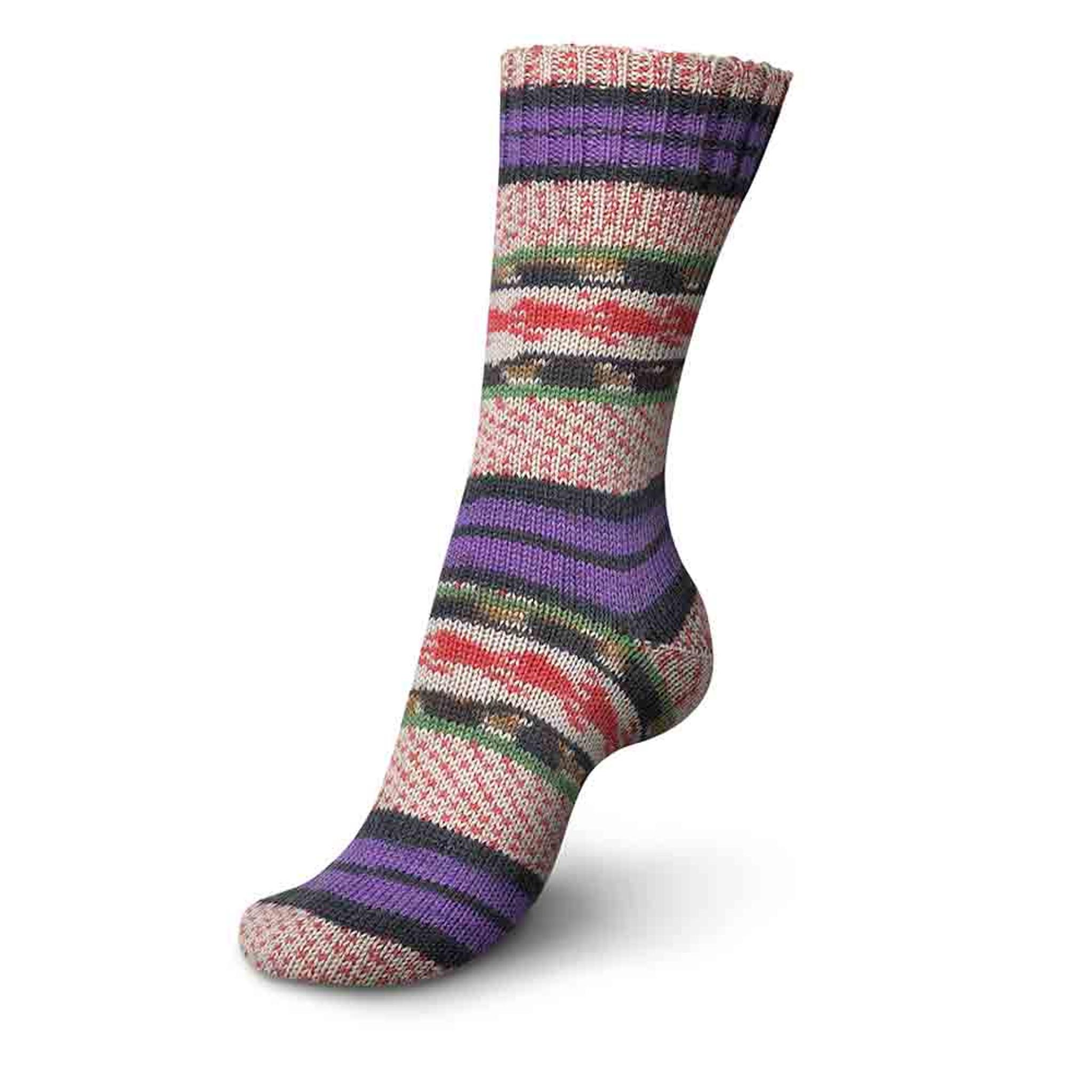 Free Pattern Regia Design LIne by Kaffe Fassett ~ 4 Ply Sock yarn x 100g ~
