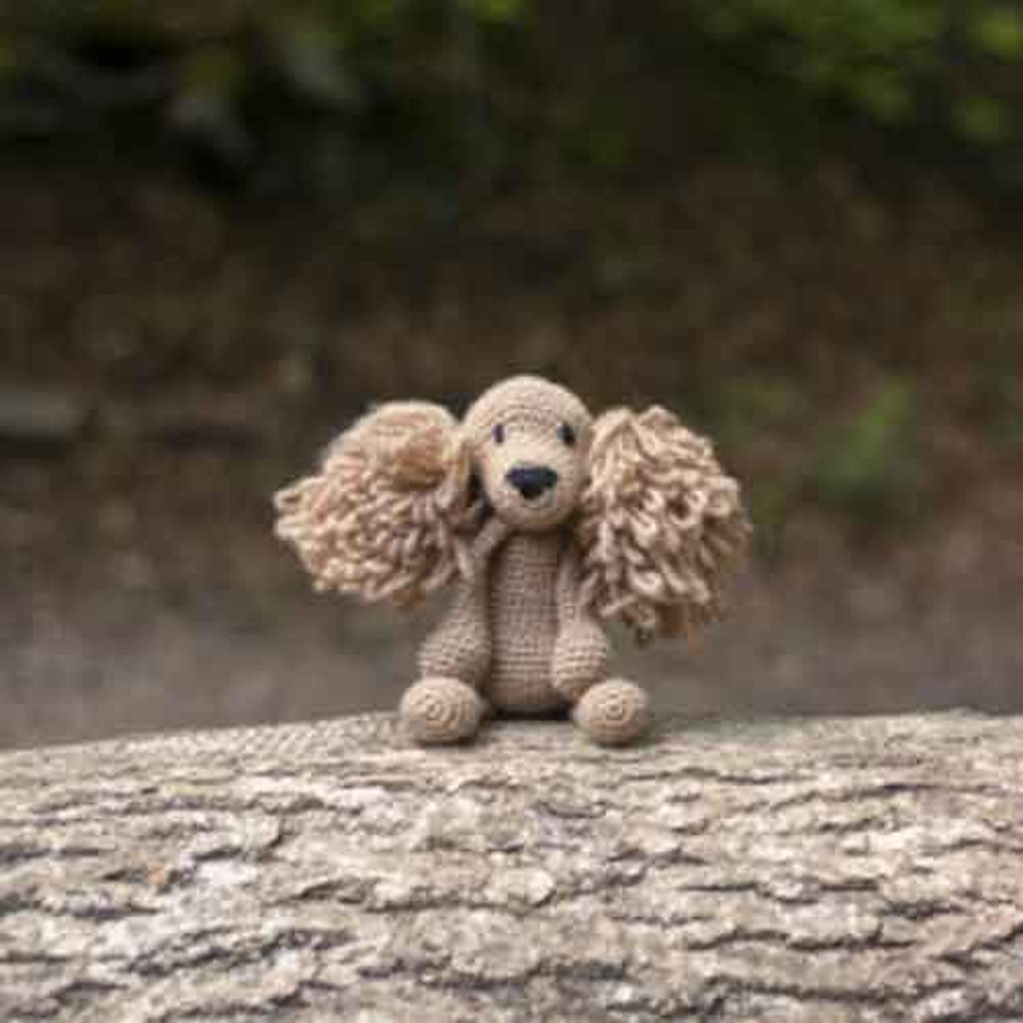 Stella the Cocker Spaniel Dog PDF Crochet Pattern | Etsy | 2048x2048