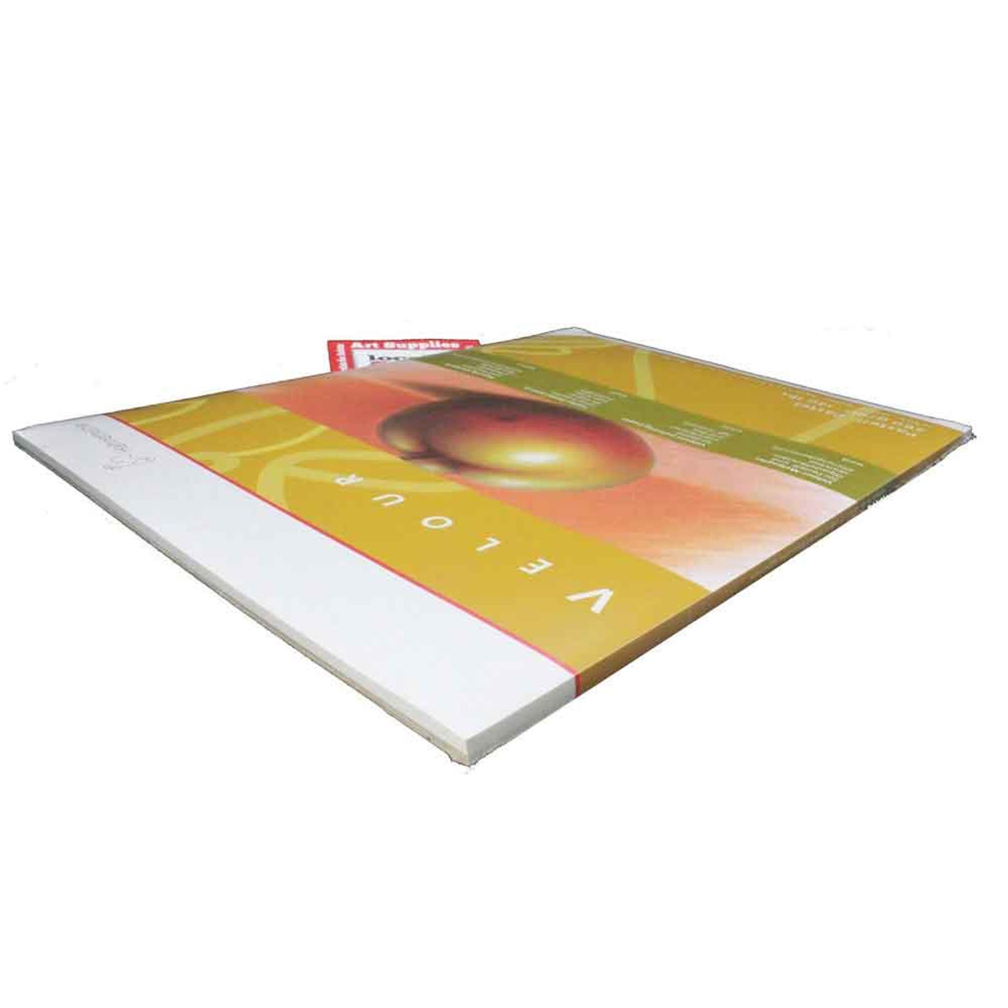 30 x 40 cm Hahnemuhle velours PASTEL papier Pad-Blanc