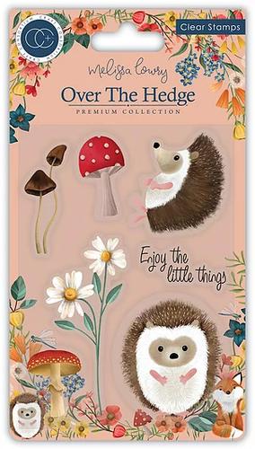 Craft Consortium | Over the Hedge | Harry the Hedgehog Stamp Set