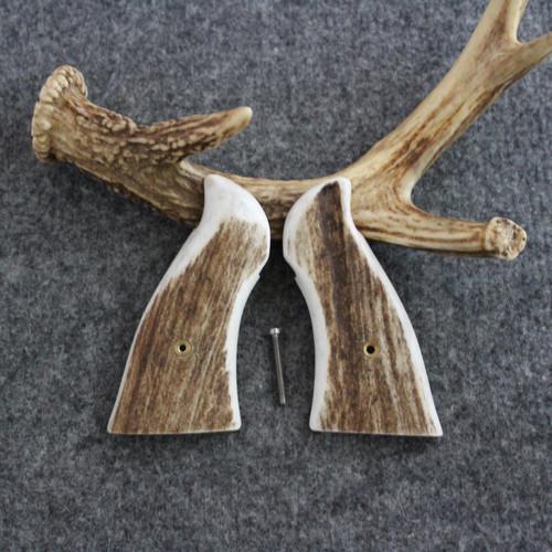 Smith & Wesson N Frame Square Butt Elk Custom Pistol Grips Item #1756