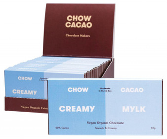 SLAB - Vegan Organic Chocolate