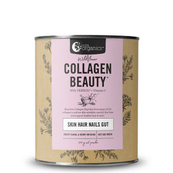 Wild Flower Beauty Collagen 300g Nutra Organics