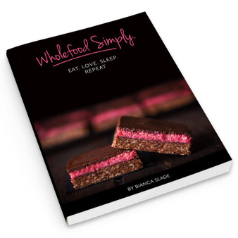 Wholefood Simply LOVE - SLEEP - REPEAT