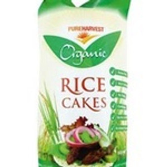 Organic Rice Cakes 150g