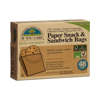 Sandwich Bags If You Care
