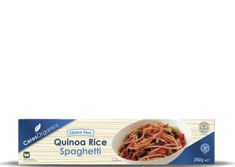 Ceres Quinoa Spaghetti Organic Gluten Free 250g