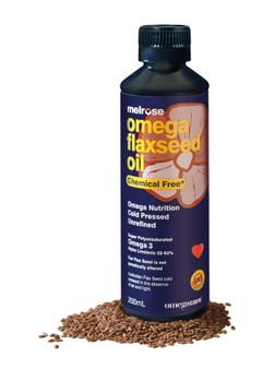 Melrose Flaxseed Oil Organic