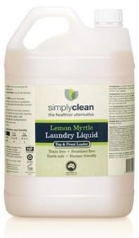 Lemon Myrtle Laundry Liquid Bulk