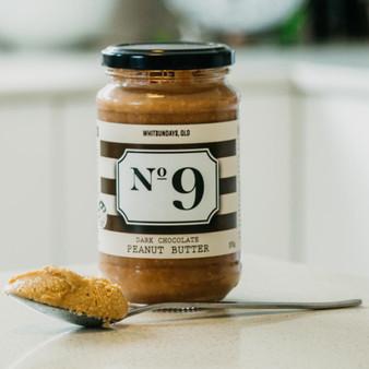No9 Peanut Butter 375g