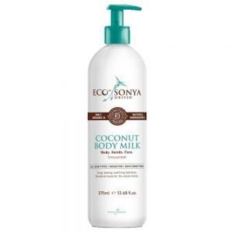 Coconut Body Milk Organic 375ml